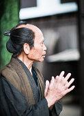 Portrait Japanese Men