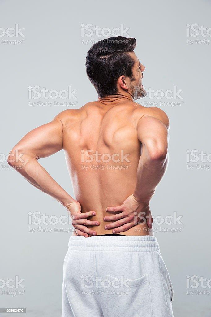 болит спина от стояния на