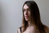 Portrait of a Pre-Op Transgender Woman