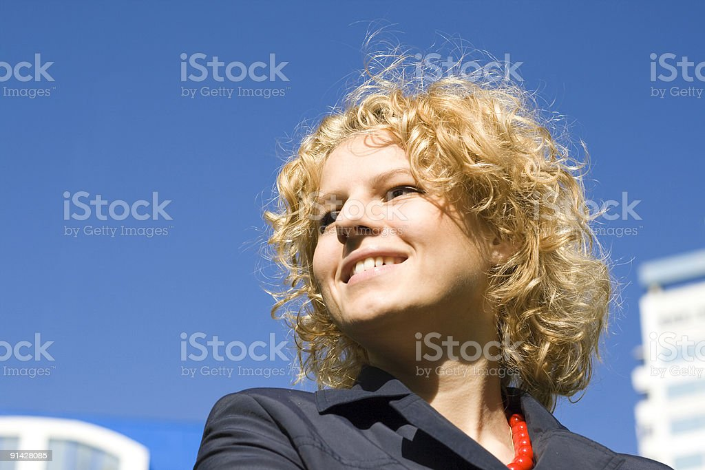 Portrait of business women stock photo