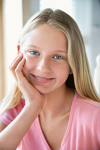 12 Year Old Blonde Girl Pictures, Images And Stock Photos