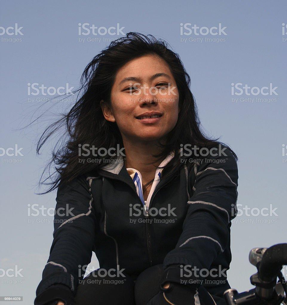 Portrait photo libre de droits
