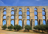 Portugal, Alentejo region, Elvas. UNESCO World Heritage site.