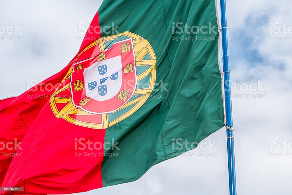 Portugal - Flag stock photo