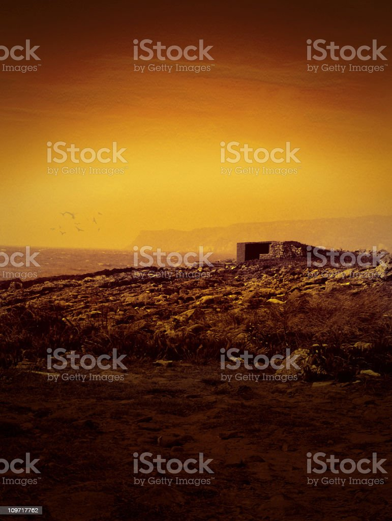 Portugal Landscape royalty-free stock photo