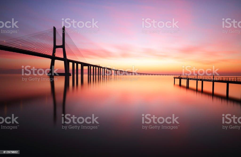 Portugal, Lisbon - Vasco da Gama stock photo