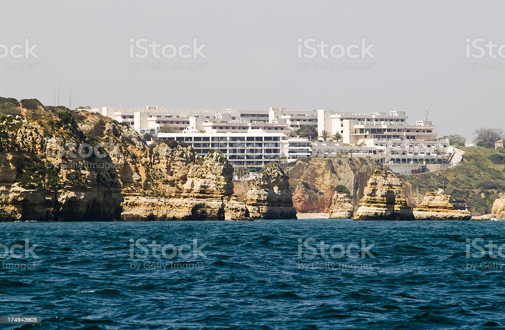 Portugal resorts royalty-free stock photo