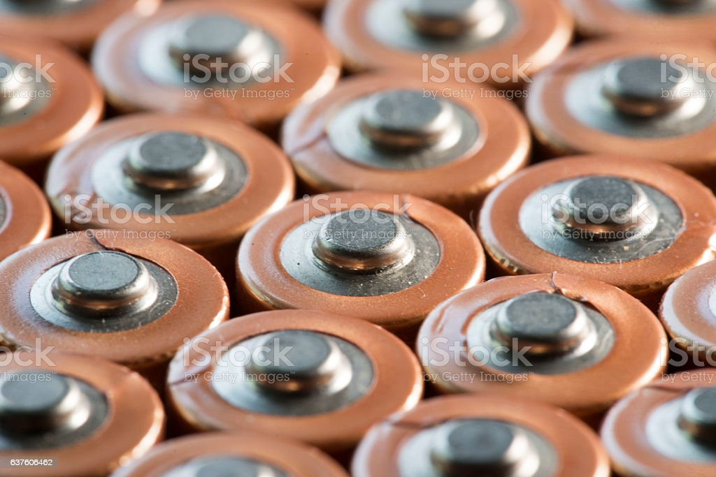 Positive cell stock photo