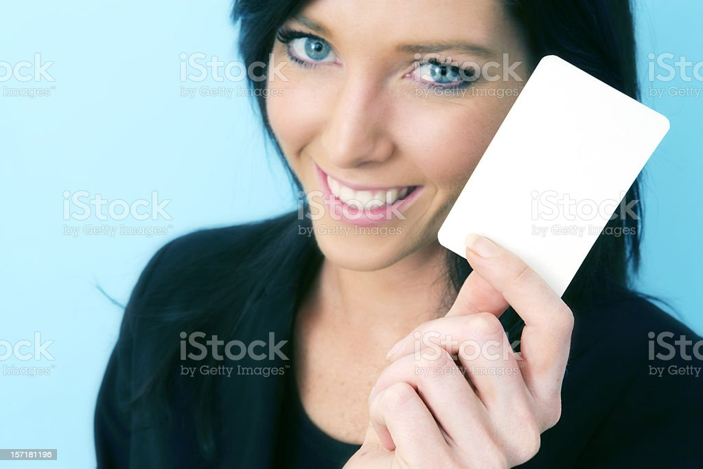 Positive Introduction royalty-free stock photo