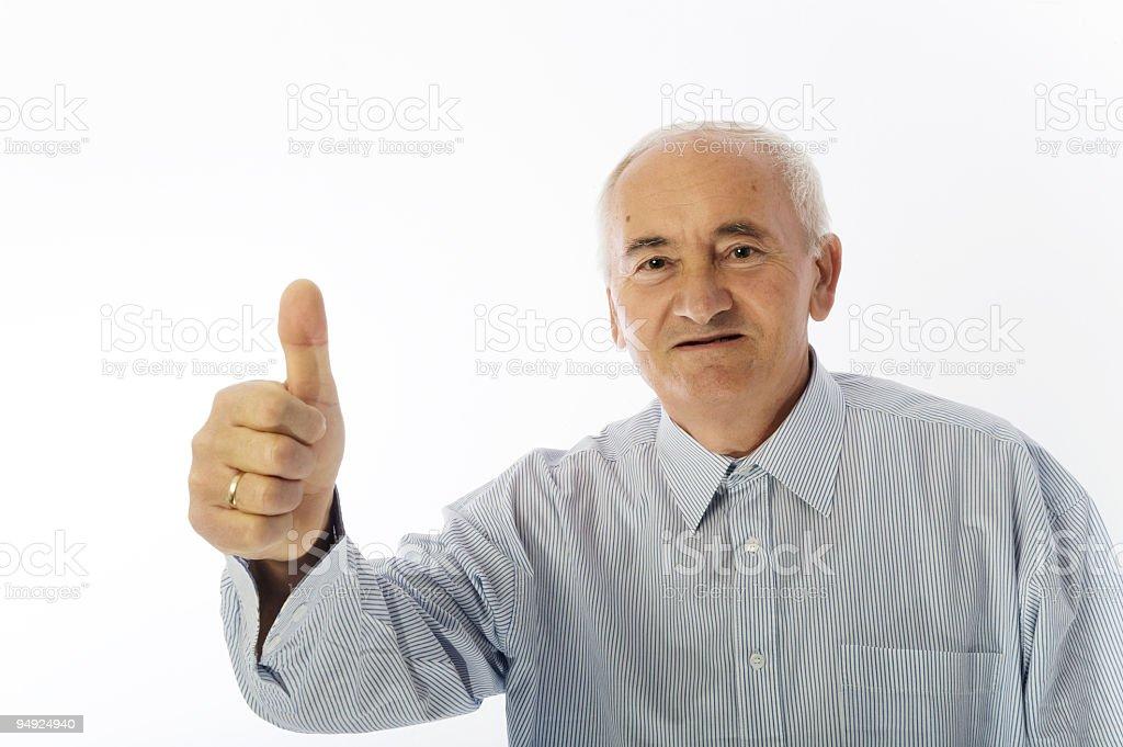 Positive stock photo