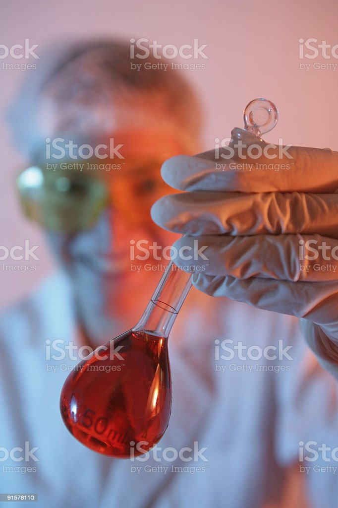 Positive Results stock photo