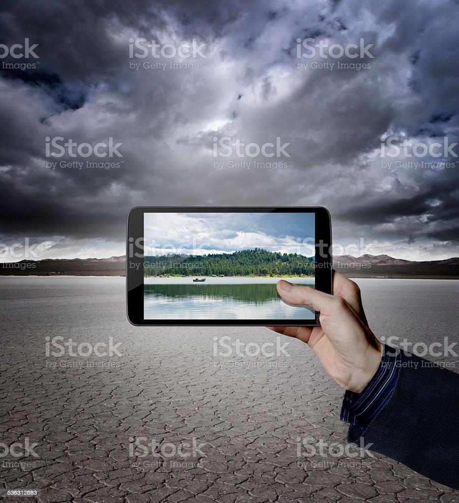 Possibilities stock photo