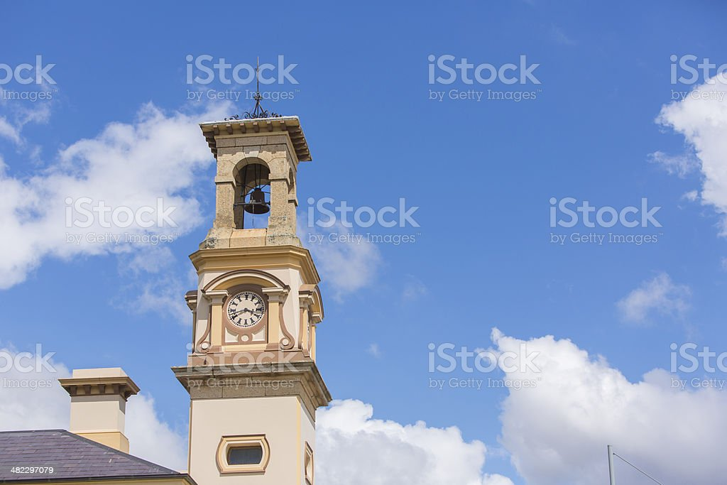 Post Office Clock Tower stock photo