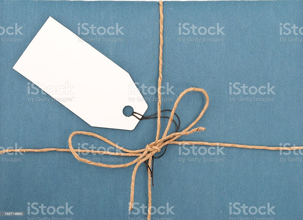 Post package royalty-free stock photo