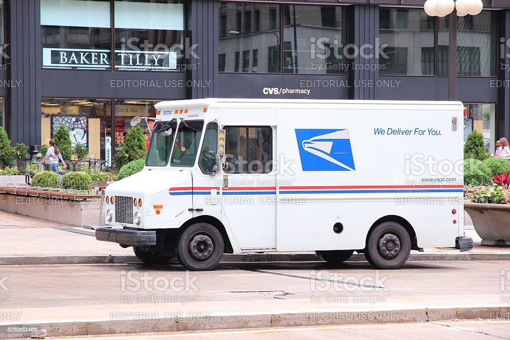 US Postal Service stock photo