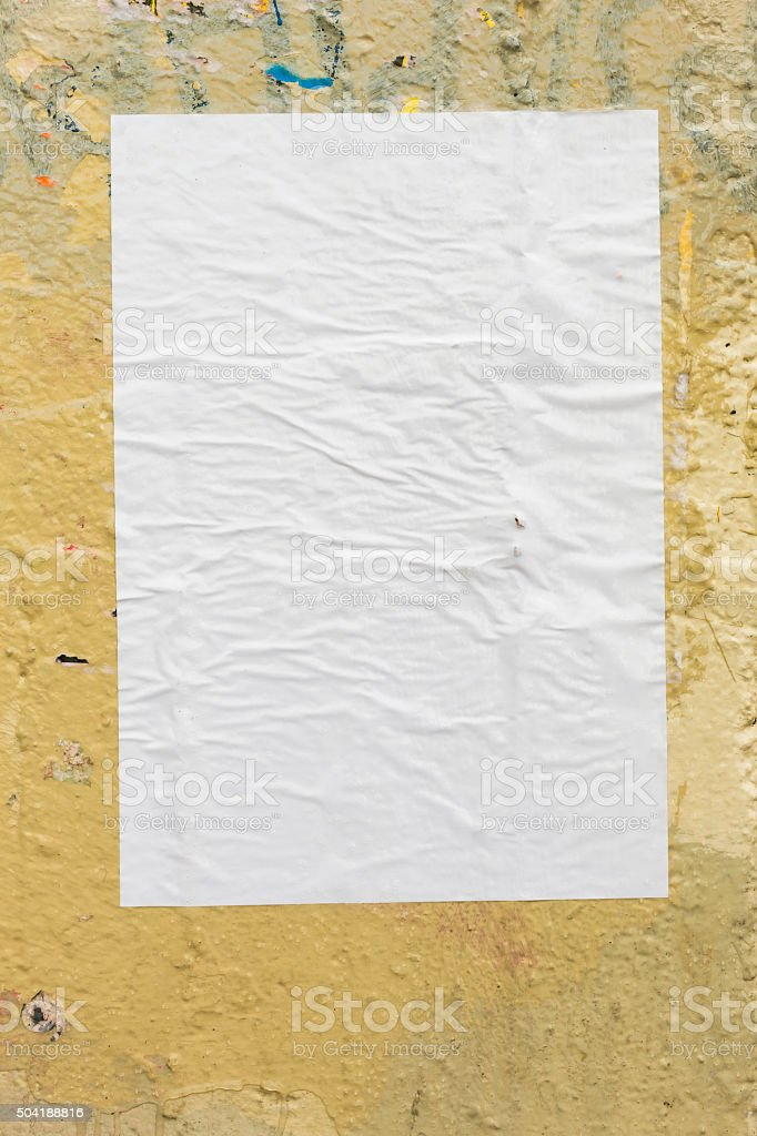 Poster Background stock photo