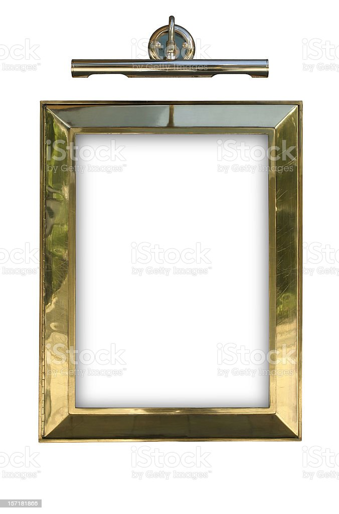 Poster Frame royalty-free stock photo