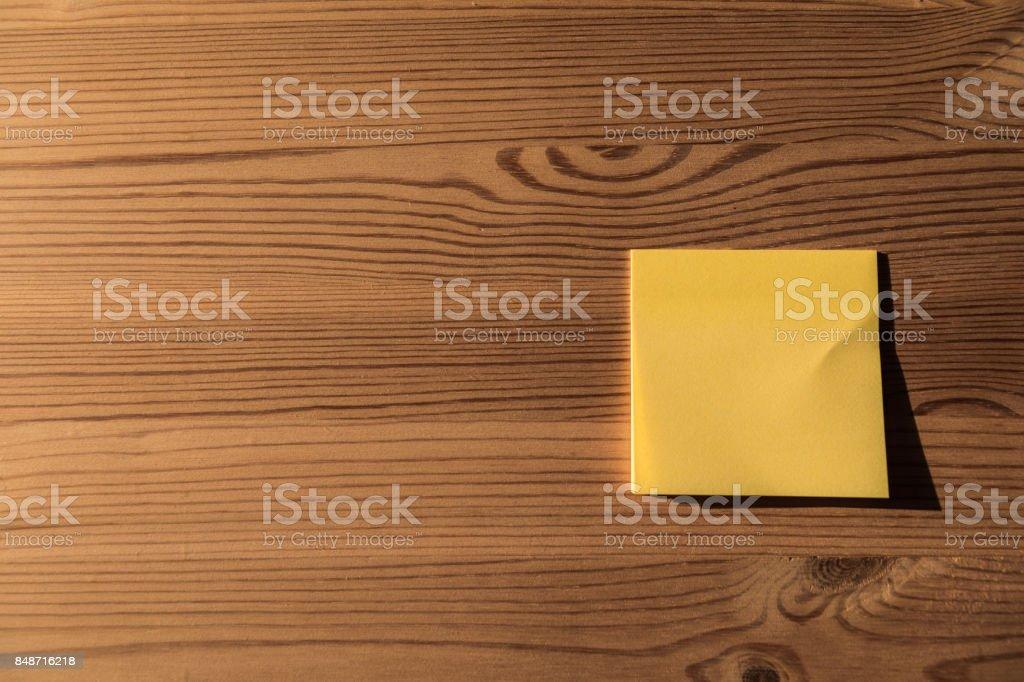 Post-it stock photo