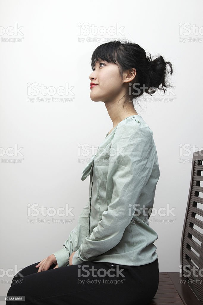 posture royalty-free stock photo