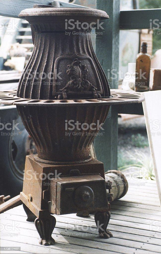 Barrigón horno foto de stock libre de derechos