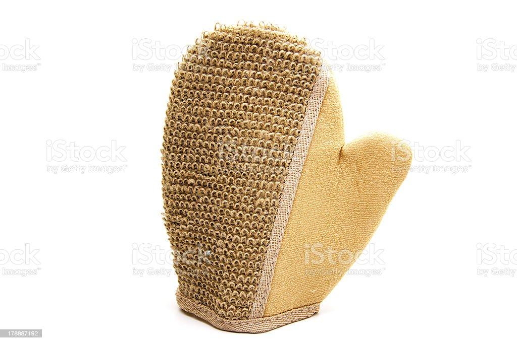 Pot glove stock photo