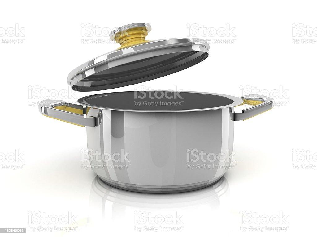 Pot stock photo
