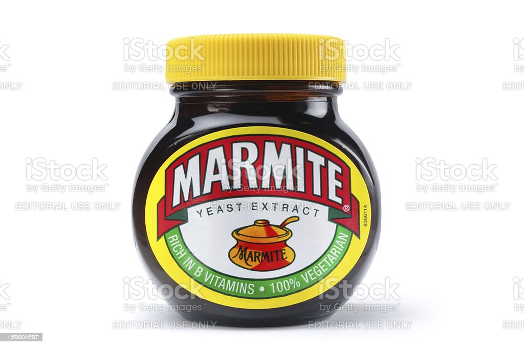 Marmite royalty-free stock photo