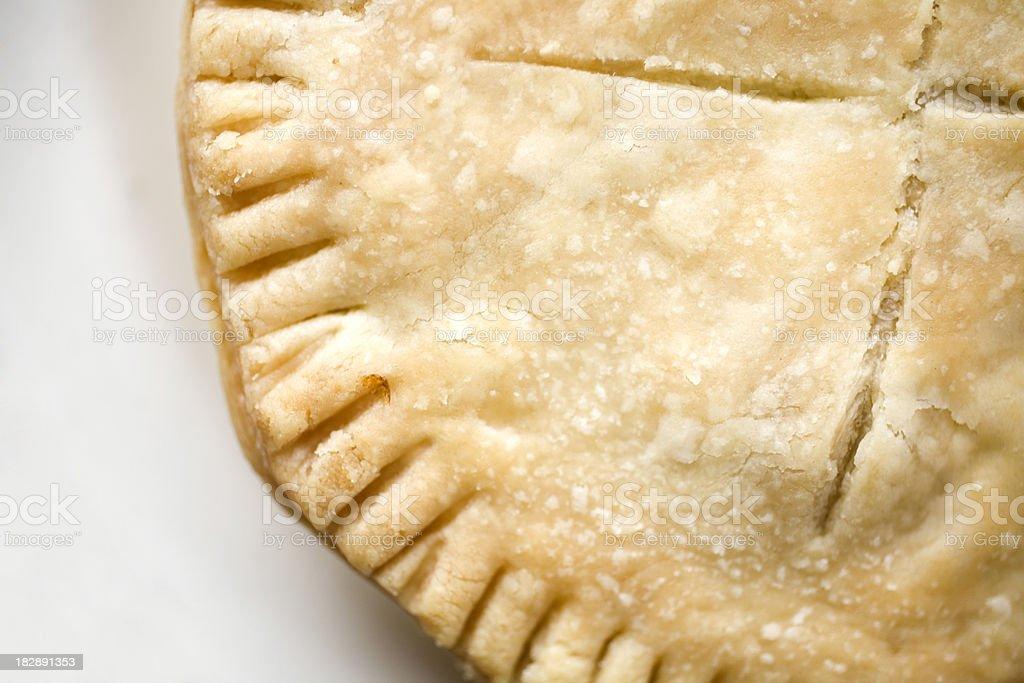 Pot pie royalty-free stock photo