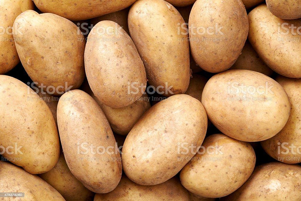 potato background stock photo