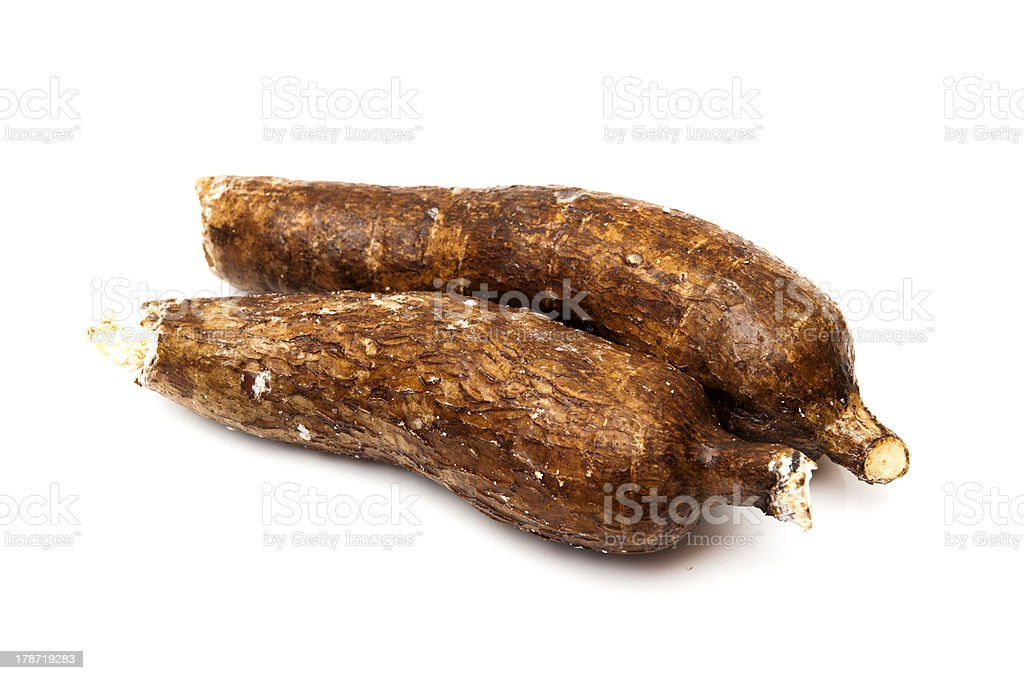 potato yuca Peru royalty-free stock photo