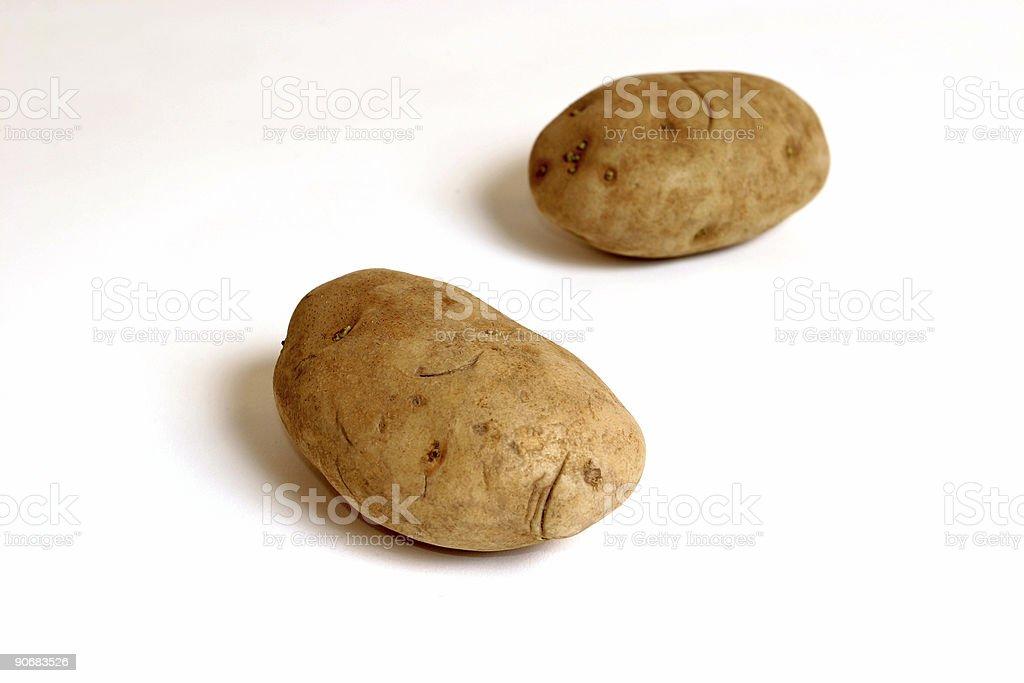 potato2 stock photo