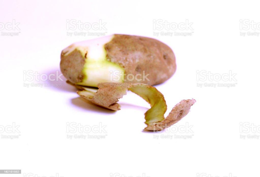 potato4 stock photo