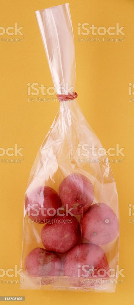 potatoes cut out royalty-free stock photo