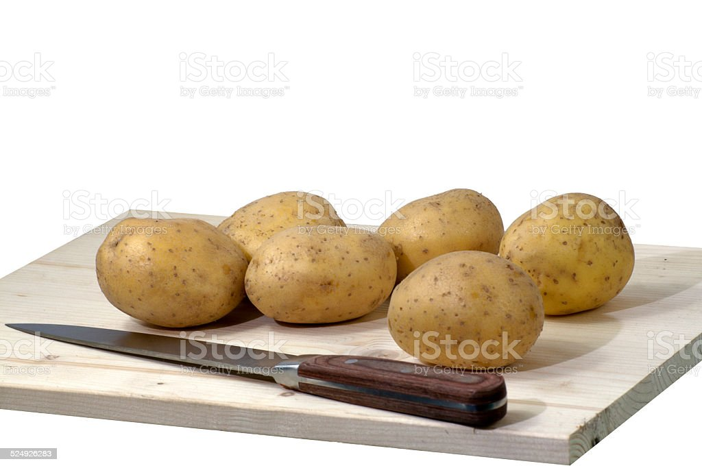 Kartoffeln stock photo