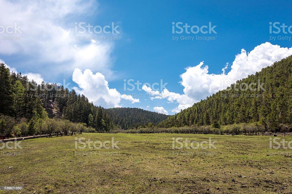 Potatso National Park stock photo