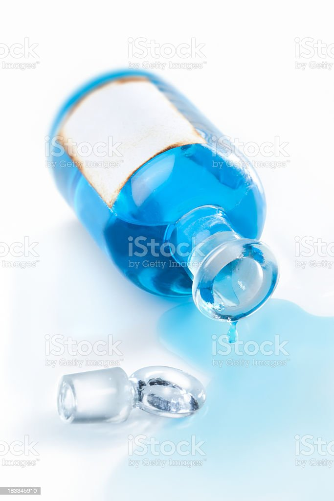 Potion stock photo