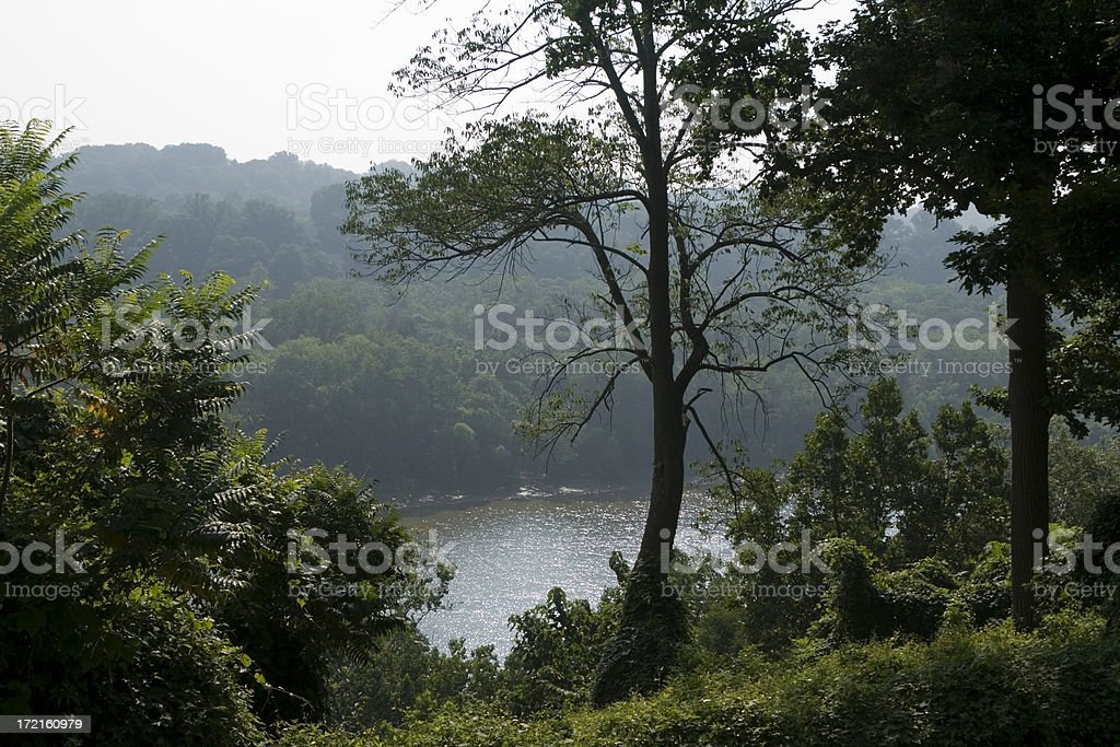 Potomac royalty-free stock photo