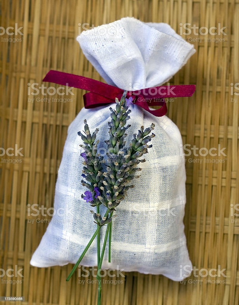 Potpourri Bag stock photo