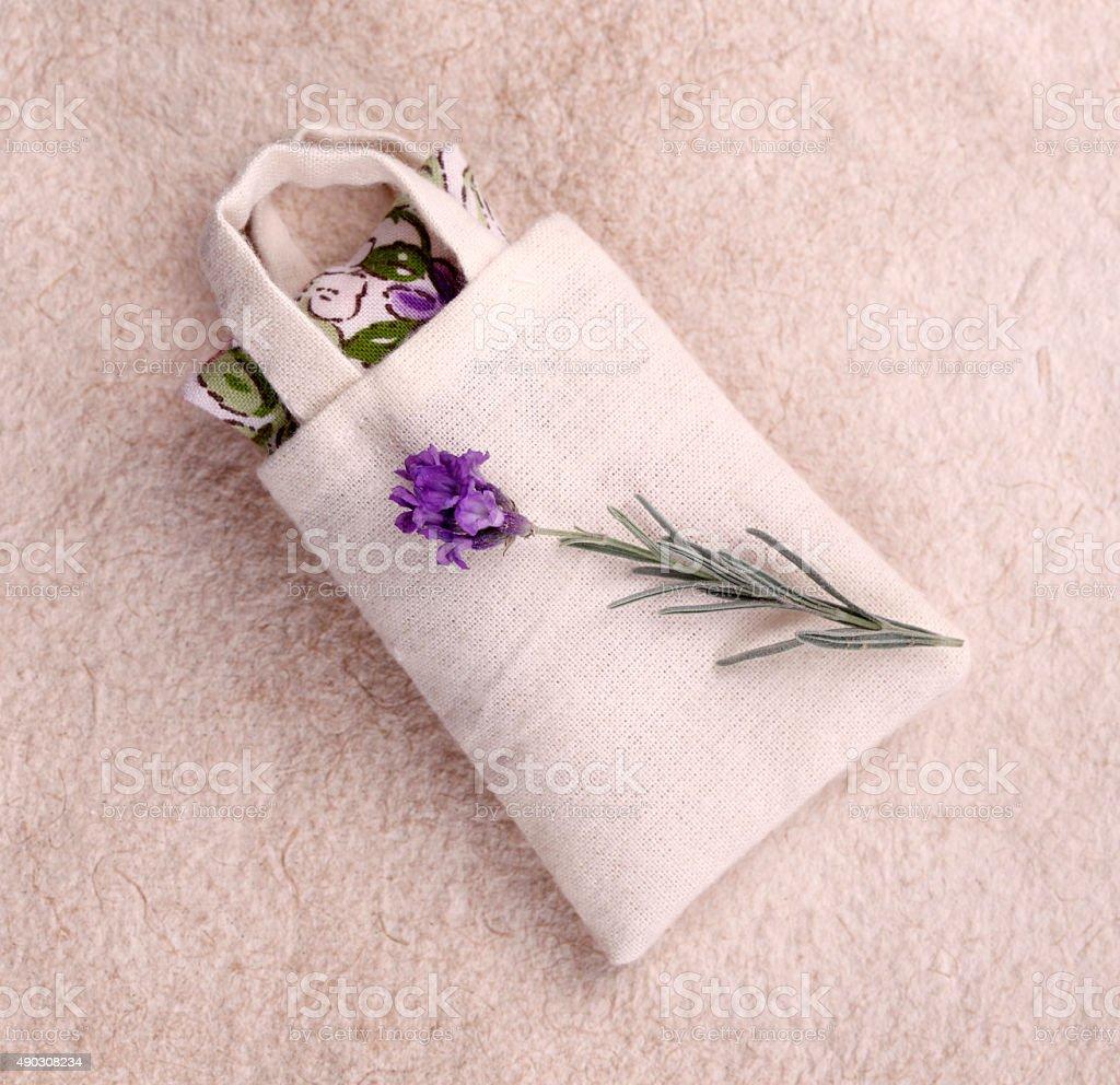 Potpourri Bag stock photo