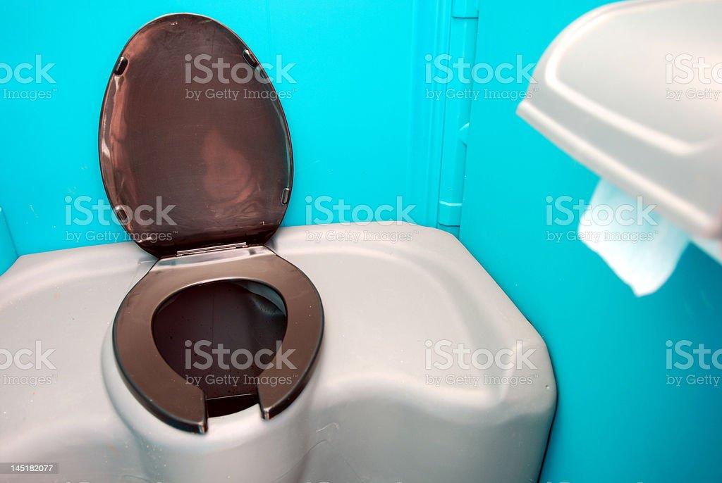 Potra-Potty stock photo