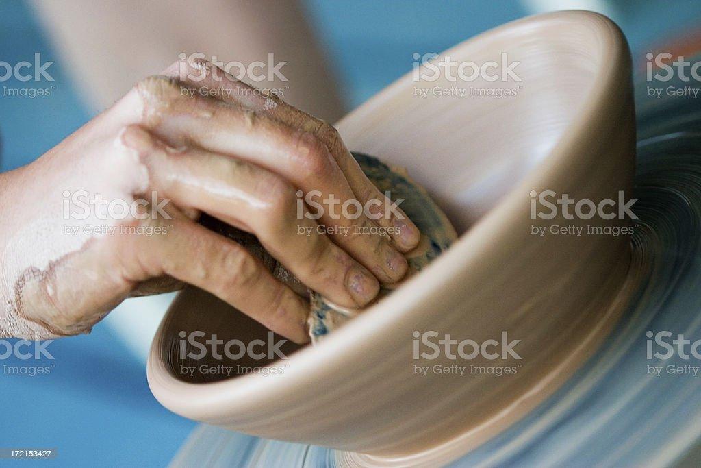 pottery 1 royalty-free stock photo