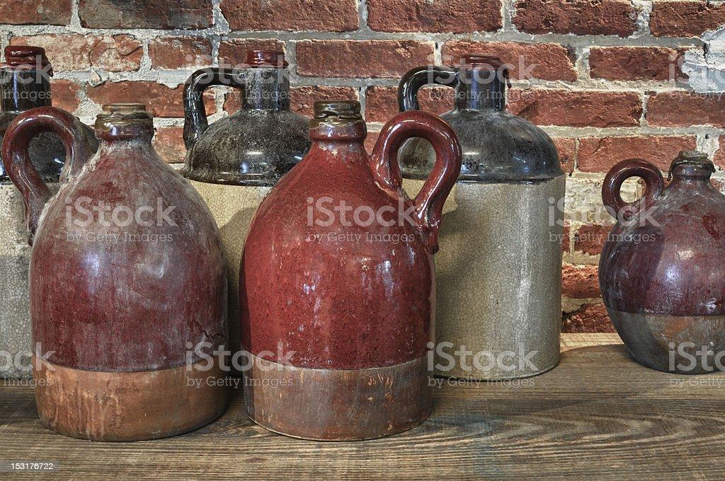 Pottery Still Life stock photo
