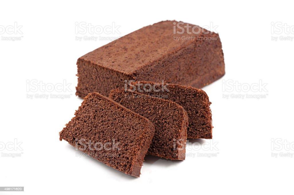 pound cake stock photo