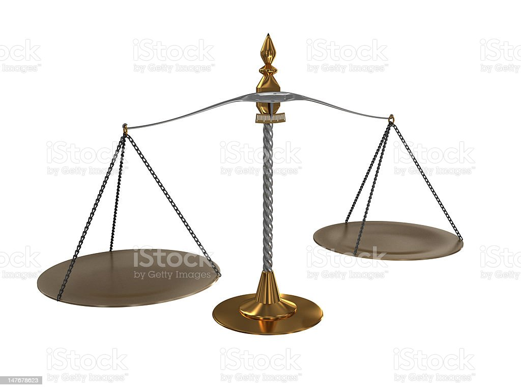 Libra royalty-free stock photo