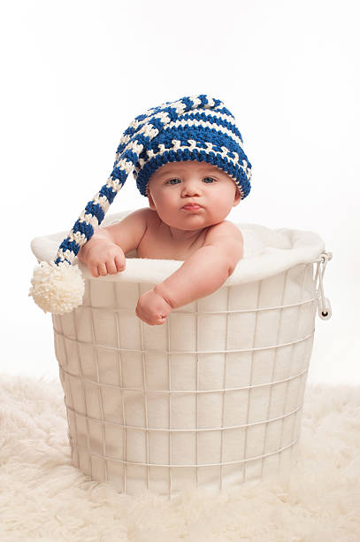 Kinderhüte Häkeln - Bilder und Stockfotos - iStock