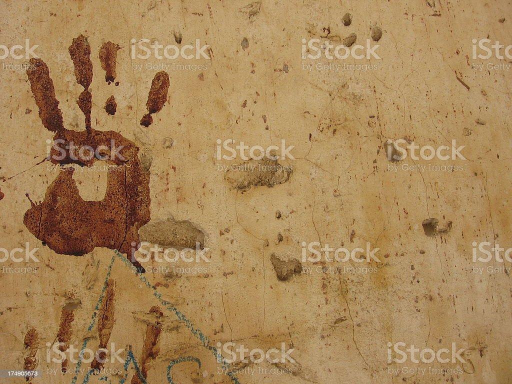 Poverty sign stock photo