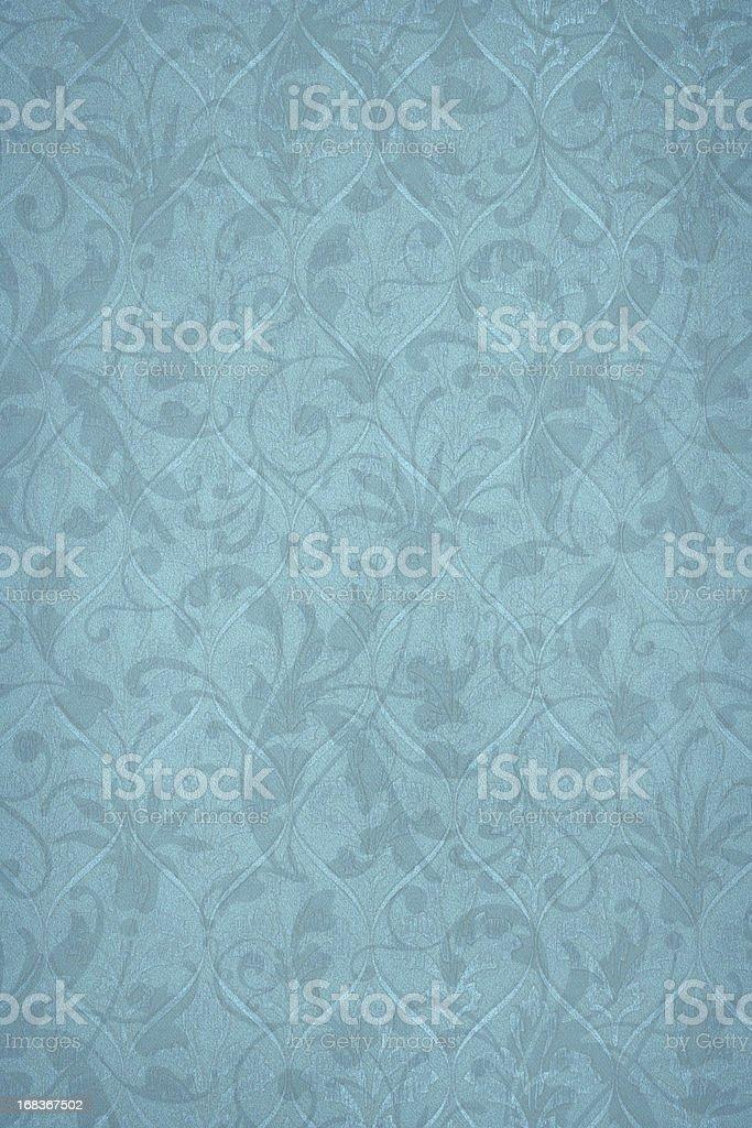 Powder Blue Victorian Background stock photo