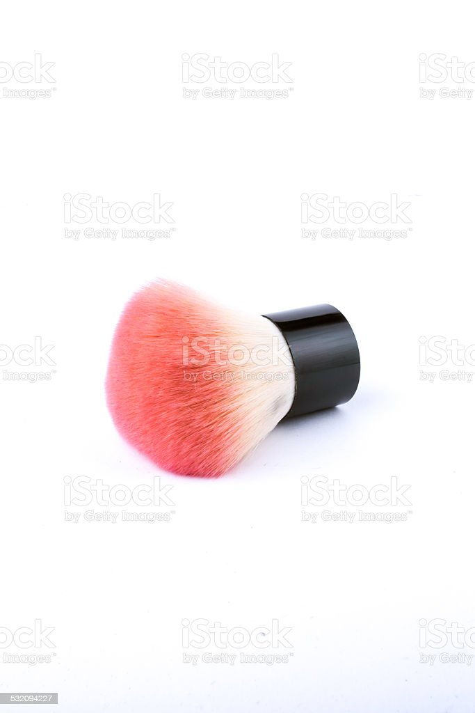Powder Brush stock photo