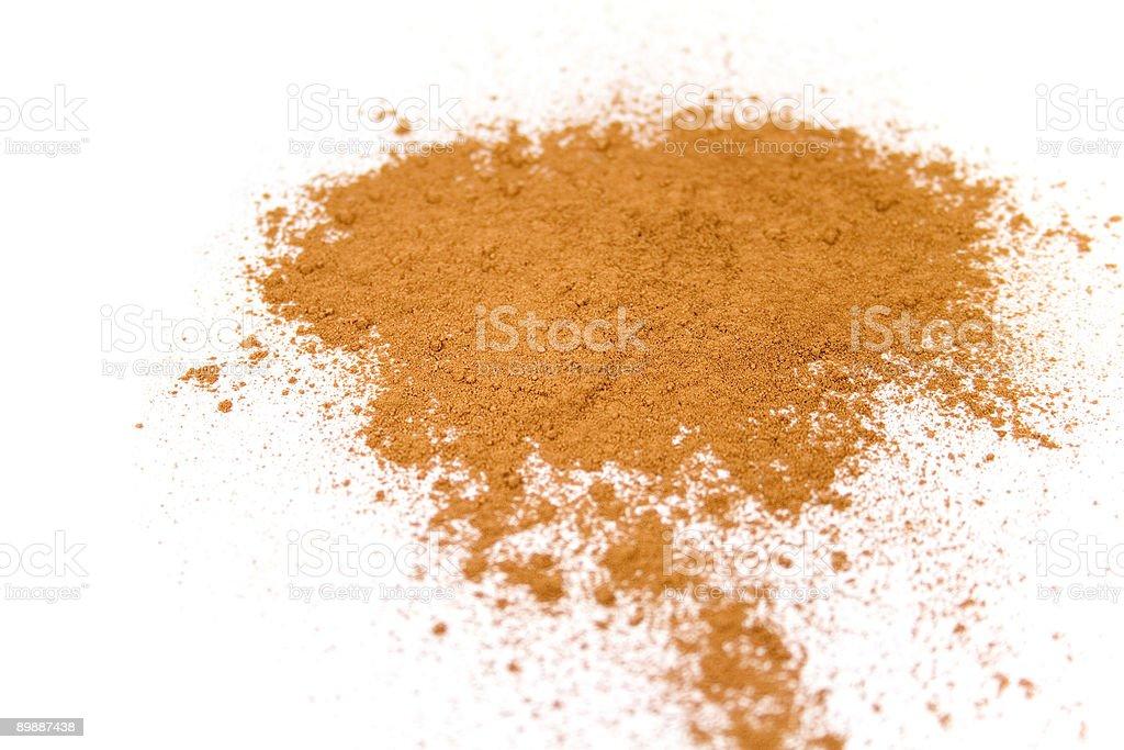 powder royalty-free stock photo