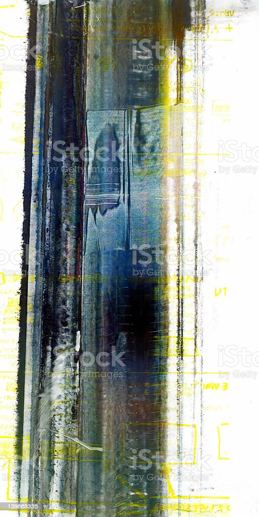 Powders paint serie royalty-free stock photo